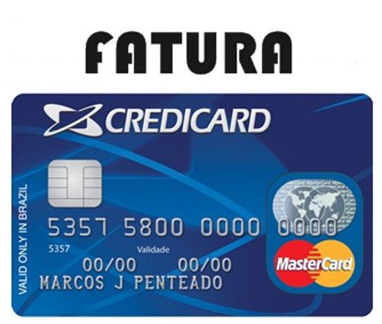 Fatura Credicard: Como Consultar