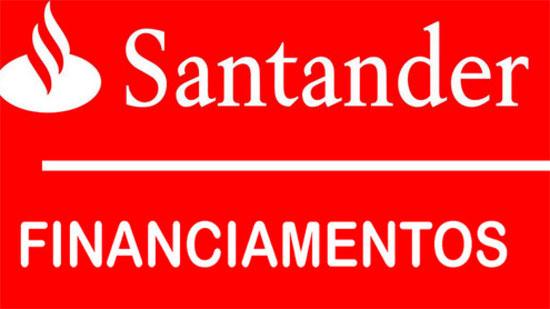 Fatura Santander: Financiamento
