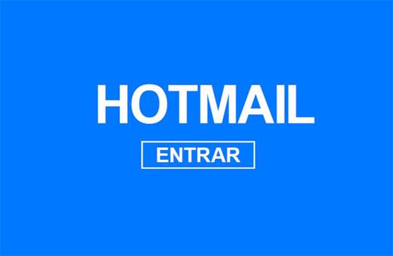 Como entrar direto no Hotmail