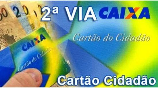 Cartão Cidadão: 2ª via